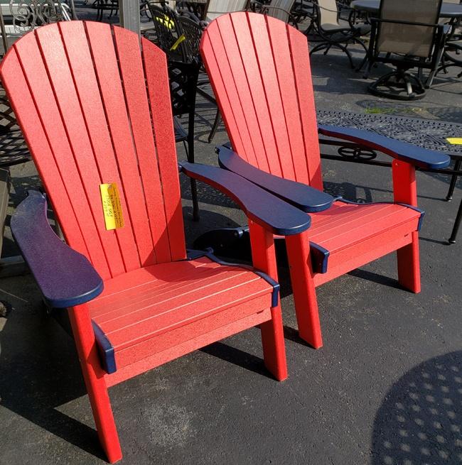 Finch Poly Adirondack Chair Sale